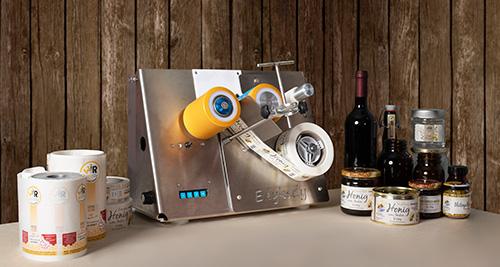 Etiketiermaschine