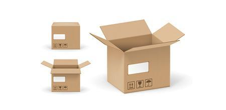 Verpackungsetiketten