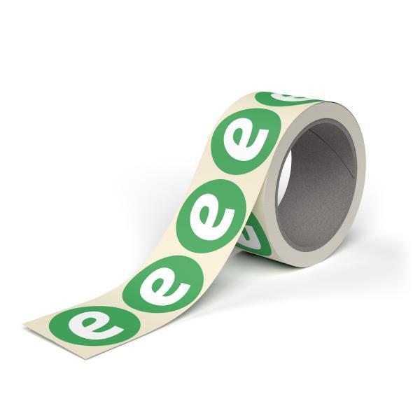 nachhaltige Öko-Etiketten