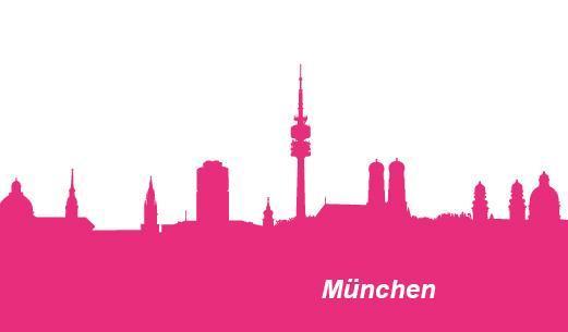 Warum wir für München gerne Aufkleber und Etiketten drucken