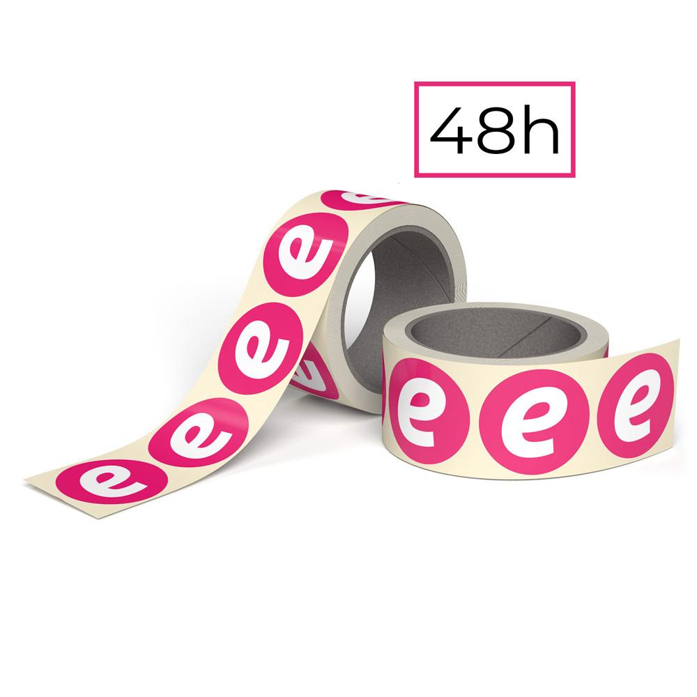48h-Etiketten
